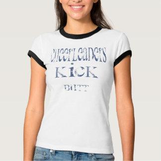 Cheerleaders Kick Butt II T-Shirt