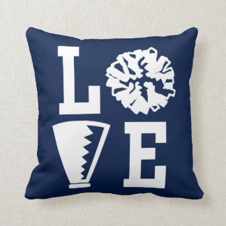 Cheerleaders Love, Blue Cheer Cushion