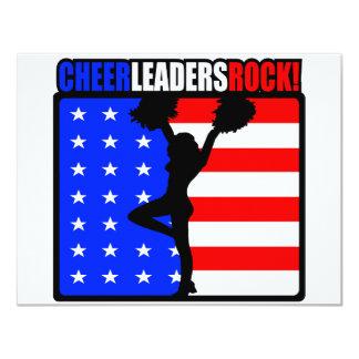 Cheerleaders Rock! Announcements