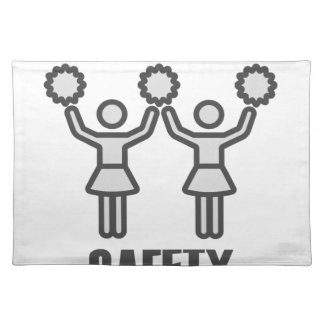 Cheerleading Safety Month - Appreciation Day Placemat