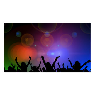 cheers-204742 cheers joy community silhouette HAPP Business Card Template