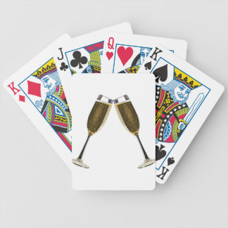 """""""Cheers"""" Bicycle Playing Cards"""