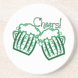 Cheers Beverage Coasters