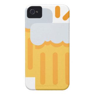 Cheers Emoji iPhone 4 Case