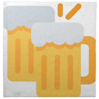 Cheers Emoji Napkin