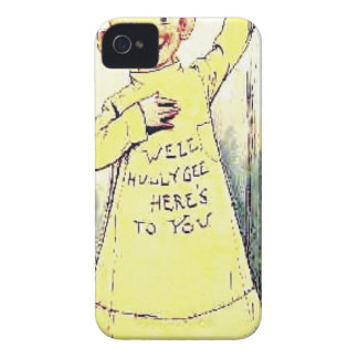Cheers - Here's To You Case-Mate iPhone 4 Cases