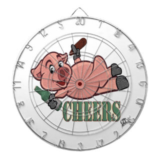 Cheers Pig Dartboard