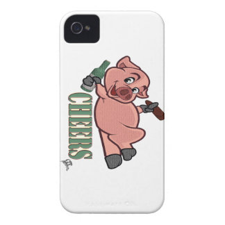 Cheers Pig iPhone 4 Case