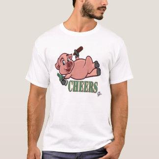 Cheers Pig T-Shirt