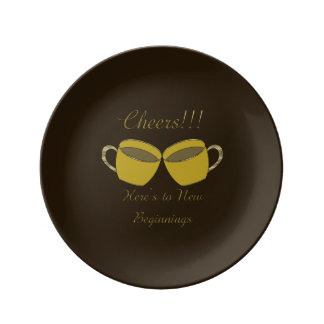Cheers!!! Plate