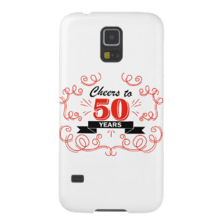 Cheers to 50 years cases for galaxy s5