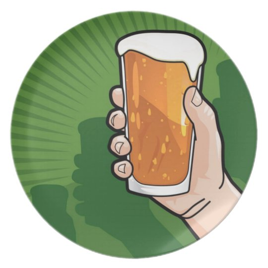 Cheers to Beer Plate