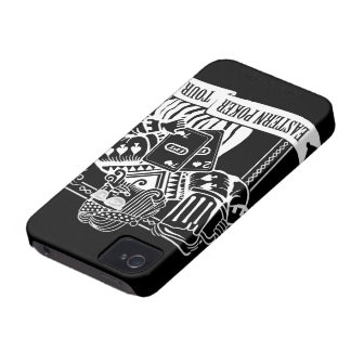 CHEERS TO EASTERN POKER TOUR iPhone 4 CASE