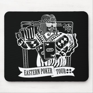 CHEERS TO EASTERN POKER TOUR MOUSE PAD