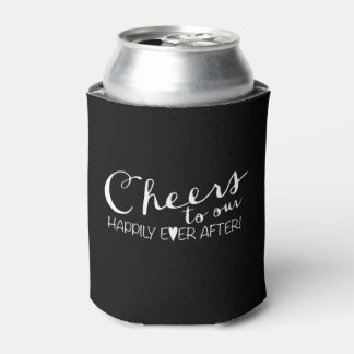 Cheers to our Happily Ever After | Wedding