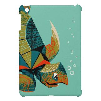 Cheery Australian Sea Turtle iPad Mini Case