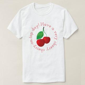 Cheery Cherry Day T-Shirt