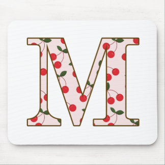 Cheery Cherry M Mouse Pad