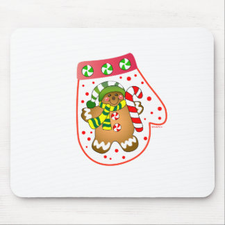 Cheery Ginger Boy Mouse Pad