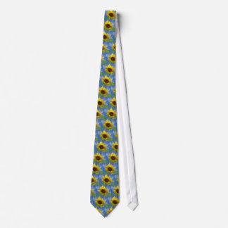 Cheery Sunflower Tie