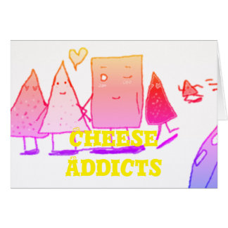 Cheese Addicts Summons Card