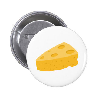Cheese 6 Cm Round Badge