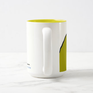 Cheese Cuts: Scene 1 Two-Tone Coffee Mug