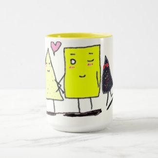 Cheese Cuts: Scene 2 Mug
