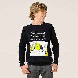 Cheese Cuts: Scene 2 Sweatshirt