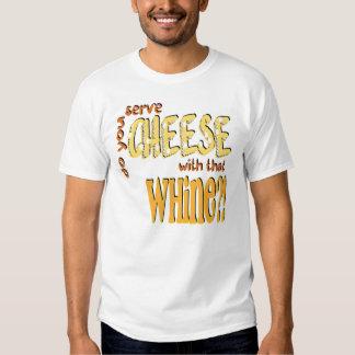 Cheese -  EDUN LIVE Genesis Unisex Standard T Shirts