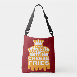Cheese Fries Crossbody Bag