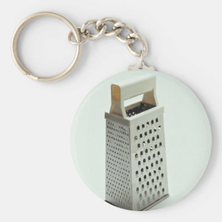 Cheese grater for Kitchen Key Ring