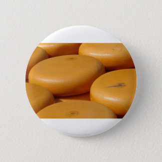 Cheese market. 6 cm round badge