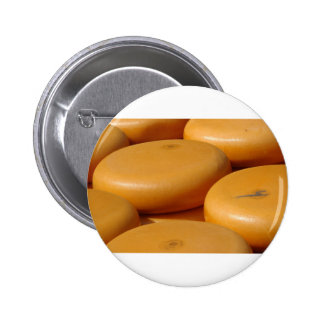 Cheese market. 6 cm round badge