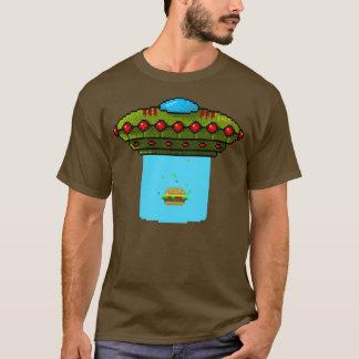 Cheeseburger Abduction T-Shirt