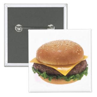 Cheeseburger Buttons