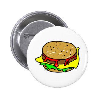 cheeseburger pins