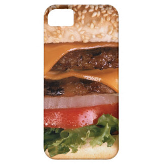 Cheeseburger Barely There iPhone 5 Case