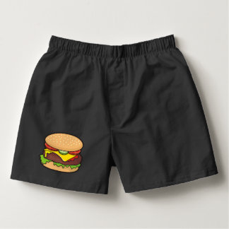 Cheeseburger Boxers