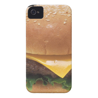 Cheeseburger iPhone 4 Cases