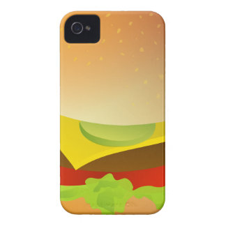 cheeseburger Case-Mate iPhone 4 case