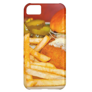 Cheeseburger! Cheeseburger! Cover For iPhone 5C