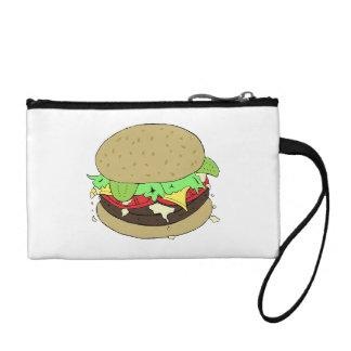 Cheeseburger Coin Wallet