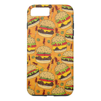 Cheeseburger Deluxe iPhone 8 Plus/7 Plus Case