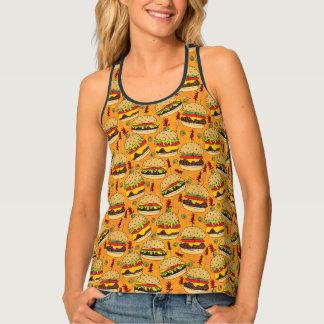 Cheeseburger Deluxe Singlet