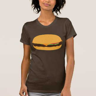 Cheeseburger Deluxe T-Shirt