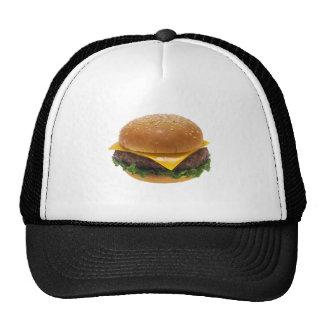 Cheeseburger Mesh Hats