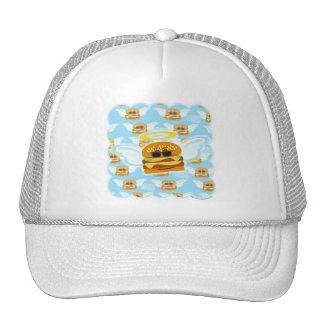Cheeseburger Heaven Hats
