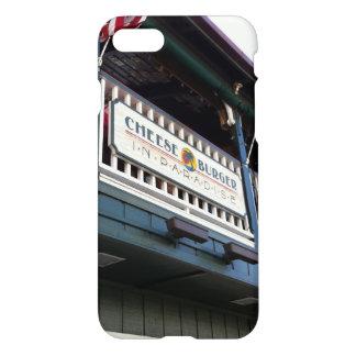 Cheeseburger in Paradise, Lahaina, Maui, Hawaii iPhone 8/7 Case