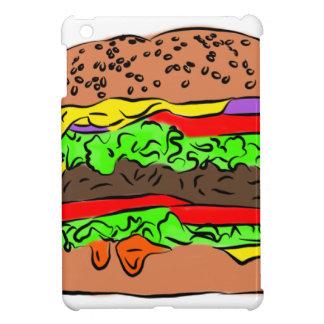 Cheeseburger iPad Mini Cover